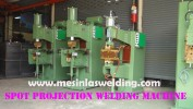 SPOT WELDING MACHINE & PROJECTION WELDING MACHINE